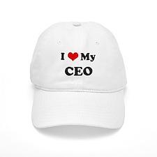 I Love CEO Cap
