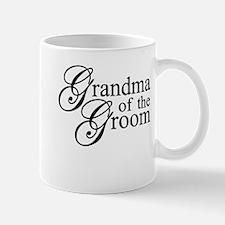Grandma of the Groom Mugs