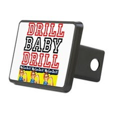 Drill Baby Drill Hitch Cover
