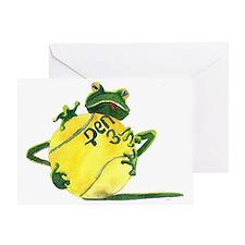 Mine! Greeting Card