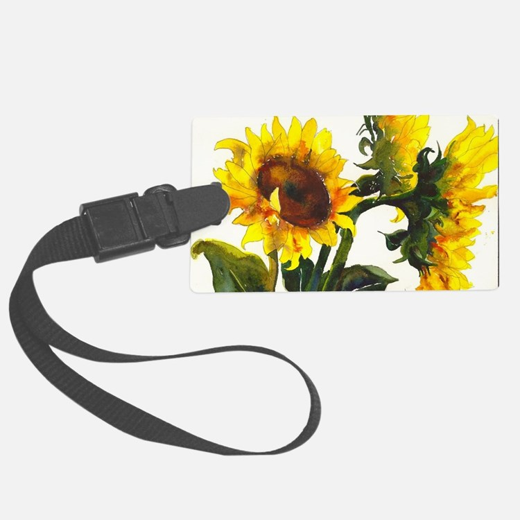 Here Comes the Sun! Luggage Tag