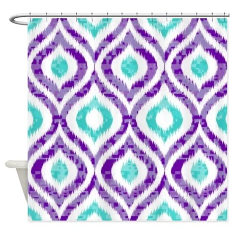 How To Clean Shower Curtains Dark Purple Shower Curtain