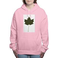 Canada Maple Leaf Women's Hooded Sweatshirt
