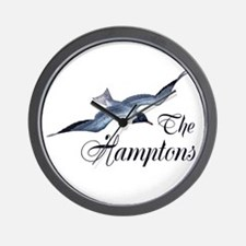 The Hamptons Wall Clock
