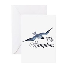 The Hamptons Greeting Cards
