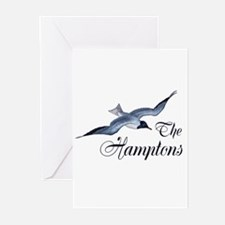 The Hamptons Greeting Cards