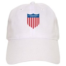 TOGETHER (ONE NATION.ONE TEAM) Baseball Baseball Cap