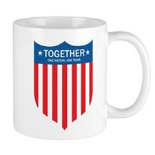 TOGETHER (ONE NATION.ONE TEAM) Mugs