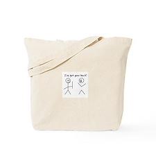 I've Got You Back Tote Bag