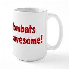 Wombats Mugs