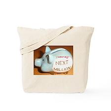 Next Million Tote Bag