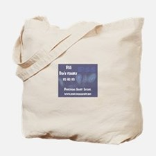 PSS Don't Forget 2 Tote Bag