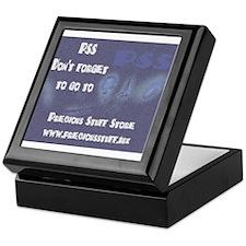 PSS Don't Forget 2 Keepsake Box