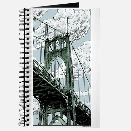 St. Johns Bridge Journal