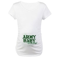Army Baby On The Way!  Shirt