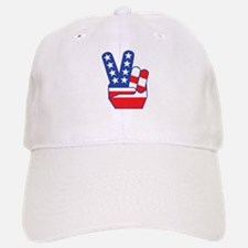 Peace Sign Baseball Baseball Baseball Cap