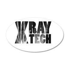 xray tech Wall Decal