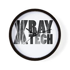 xray tech Wall Clock