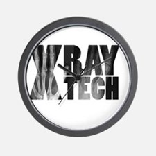 xray tech Wall Clock