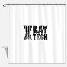 xray tech Shower Curtain