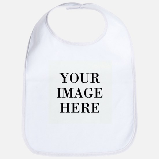 Your Photo Here by Leslie Harlow Baby Bib