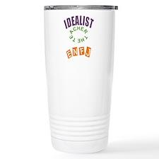 ENFJ IDEALIST PERSONALITY Travel Mug
