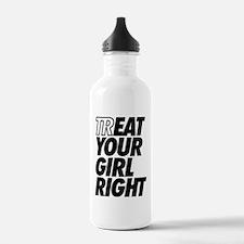 Treat Eat Your Girl Ri Water Bottle