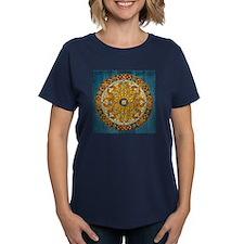 Harvest Moons Persian Medallion T-Shirt