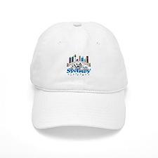 Sydney Skyline Baseball Baseball Cap