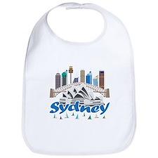 Sydney Skyline Bib