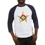 The Mason's Star Baseball Jersey