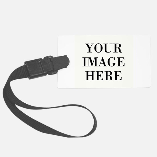 Your Photo Here by Leslie Harlow Luggage Tag