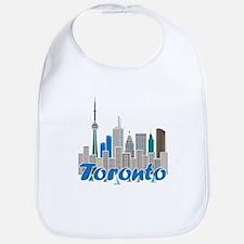 Toronto Skyline Bib