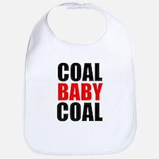 Coal Baby Coal Bib