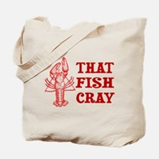 That Fish Cray Tote Bag