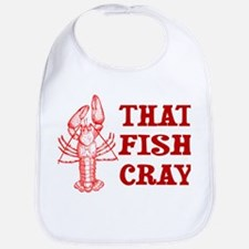 That Fish Cray Bib