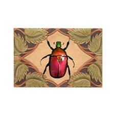 Insects Rectangle Magnet