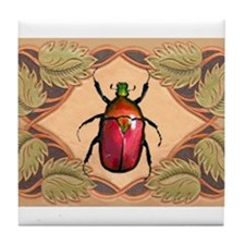 Insects Tile Coaster