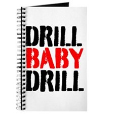 Drill Baby Drill Journal