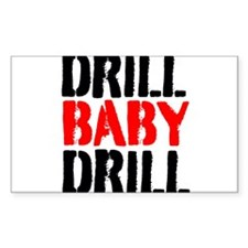 Drill Baby Drill Decal