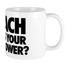 I Teach What's Your Superpower Small Mug