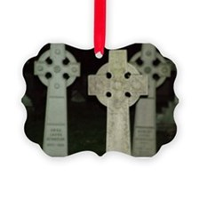 stone crosses Ornament