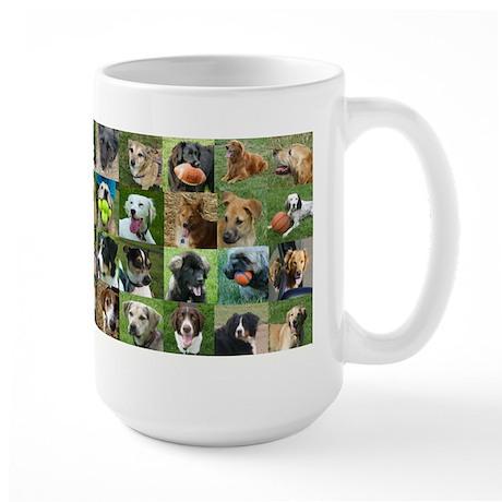 Bfcc Dogs Mug Large Mugs
