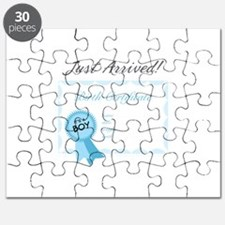 Just Arrived Puzzle