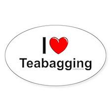 Teabagging Decal