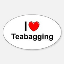 Teabagging Decal
