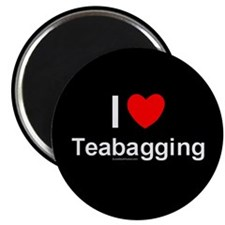 Teabagging Magnet