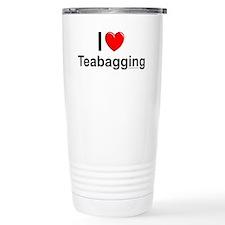 Teabagging Travel Mug