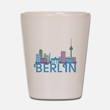 Unique Berlin Shot Glass