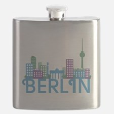 Cute Berlin Flask